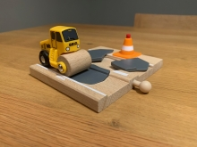 BRIO 33718 Road Repair Site
