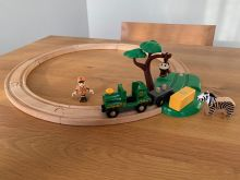 BRIO 33720 Safari Railway Set