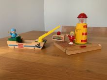 BRIO 33677 Lighthouse & Boat