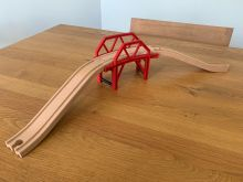 BRIO 33699 Curved Bridge