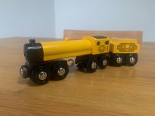 BRIO 33646 Yellow Engine with Tender