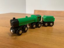 BRIO 33645 Green Engine with Tender
