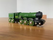 BRIO 33687 Flying Scotsman Engine