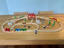 BRIO 33034 Train and Riding School Set