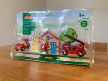 BRIO 33685 Fire Brigade Play Set