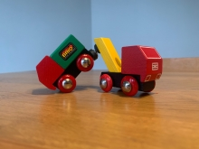 BRIO 3521 Break-down Lorry Set
