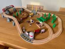 BRIO 33040 Countryside Railway Set