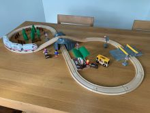 BRIO 33164 Railway Travel Set