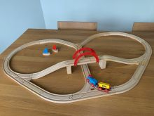 BRIO 33140 Advanced Land & Sea Set