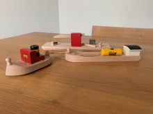 BRIO 33215 Small Harbour
